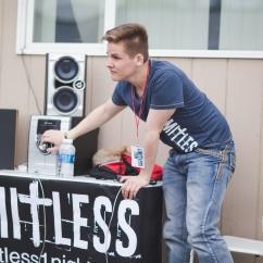 Student Leader Brandon Orick